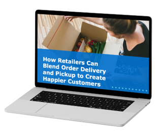 Blend Order Delivery and Pickup